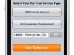 RepairPal iPhone app