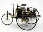 Replica of the Benz Patent Motorwagen