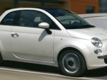 Report: Fiat building hybrid 500