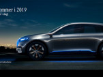 Reservation for EQ electric SUV on Mercedes-Benz's Norwegian website