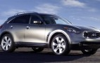 Revealed: 2009 Infiniti FX50