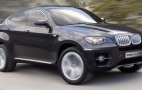 Revealed: BMW X6 Sports Activity Coupe Concept