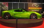 2010 Detroit Auto Show: America's Revenge Verde Supercar