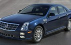 Review: 2008 Cadillac STS 3.6L V6