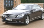 Review: Mercedes Benz CL500