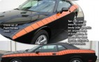 Dodge Challenger 'Cuda Style Graphics Kit'