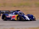 Rhys Millen testing the Hyundai PM580 for Pikes Peak 2011