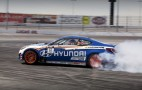 Rhys Millen Shows Off 2013 Hyundai Genesis Coupe Drift Car