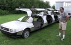 This Man's DeLorean Delusions Are Simply Brilliant: Video