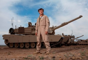 Richard Hammond's Crash Course. Images © Gilles Mingasson for BBC AMERICA