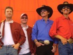 Richard Petty and Dale Earnhardt, Jr.