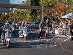 Ride The Future electric vehicle tour ends at Google HQ (Photos: Morgan Vanderwall)