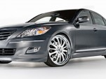 RIDES creates custom SEMA Hyundai Genesis mobile tech center
