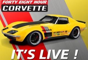 Ridetech's 48-hour Corvette build