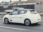 Riding in prototype of fully autonomous Nissan Leaf electric car, March 2017  [video: Fully Charged]