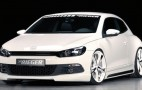 Rieger bodykit for the VW Scirocco