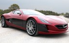 Rimac Concept One Electric Supercar Gets Track Time: Video