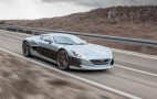 Production version of Croatian Rimac supercar to debut at Geneva