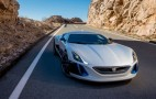 Rimac adds power, battery capacity to Concept_One electric supercar