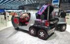Rinspeed Dock+Go Live Gallery: 2012 Geneva Motor Show