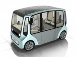 Rinspeed MicroMAX Concept: 6 Upright Seats In MINI-Sized Van