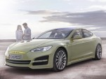 Rinspeed XchangE Concept: Tarted-Up Automonous Tesla At Geneva Motor Show