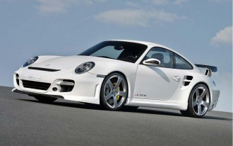 Rinspeed Dubs Up the 911 Turbo