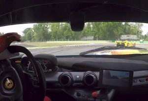 Rip around Monza in a Ferrari FXX K