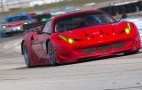Houston's Risi Competizione Unveils New Ferrari 458 Italia GT Race Car