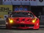 Risi Ferrari 458 Italia at Long Beach - Anne Proffit photo