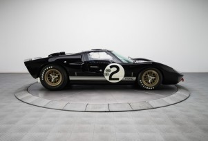 RK Motors Ford GT40 restoration project