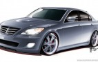 RKSport prepping custom Hyundai Genesis Sedan for SEMA