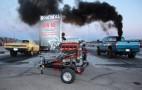 Dodge Fan Wins Hellcat Engine At Roadkill Nights Drag Event