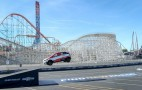 Rob Dyrdek Sets Reverse Car Jump Record In Chevy Sonic: Video