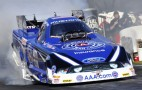 Rain Thwarts Final NHRA Qualifying At Pomona