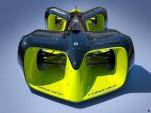 Roborace autonomous race car concept