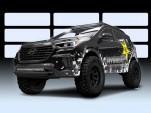 Rockstar Hyundai Santa Fe