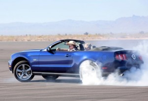 Planning On An Accident - Crash More Safely In A 2010 Mustang