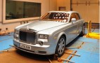 Rolls-Royce 102EX Electric Phantom Undergoes Hot Weather Testing