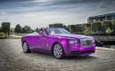 Rolls-Royce Dawn in Fux Fuchsia
