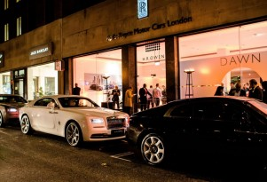 Rolls-Royce Motor Cars London