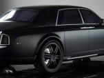 Rolls Royce Phantom Conquistador by Mansory