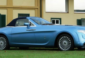 Rolls-Royce Phantom Drophead Coupe Hyperion