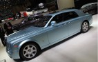 2011 Geneva Motor Show: Rolls-Royce Phantom Electric (VIDEO)