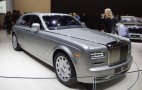 Rolls-Royce Phantom Series II Released: Photos From Geneva Motor Show