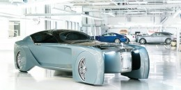 All-electric Rolls Royce is company's vision for next 100 years