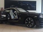 Rolls-Royce Wraith commissioned by Roger Daltry