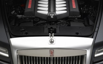 Rolls-Royce RR4/200EX V-12 Gets More Power Than Phantom