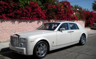 Driven: 2009 Rolls-Royce Phantom
