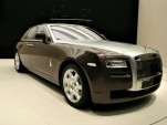 Rolls-Royce Ghost Goes Green(ish)